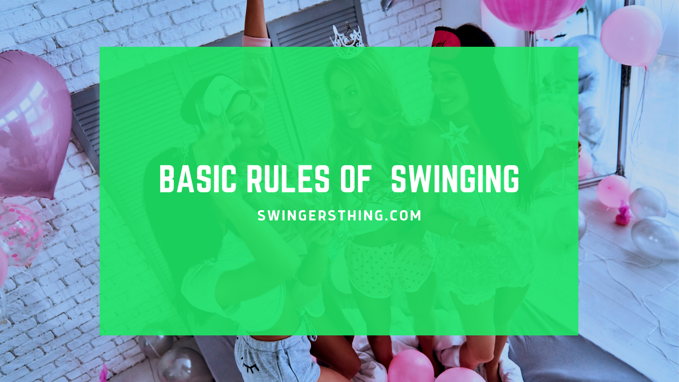 rules of swinging