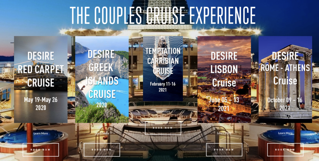 Couples Cruise